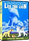 Leo the Lion Special Edition DVD